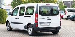 Mercedes Benz Citan (L2 & L3) Rolli-In